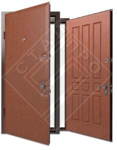 входные двери в железнодорожном с повышенной шумоизоляцией
