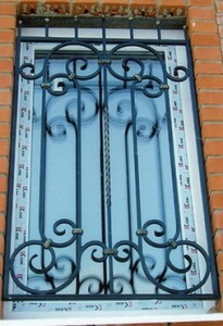 кованые решетки на окна Балашиха