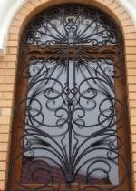кованые решетки на окна Химки