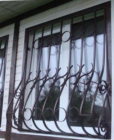 Оконные решетки в Волоколамске